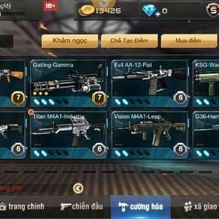 bán nick tập kích vip4 gia 600k của huavanlap1 tại Shop online, Huyện Lộc Bình, Lạng Sơn - 3147306
