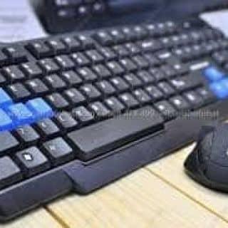 Bàn phím + chuột không dây chính hãng của quiquiqui tại Hồ Chí Minh - 2468982
