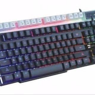 Bàn phím Netlike Led giả cơ K69 của linhkienmaytinh tại Hồ Chí Minh - 2209033