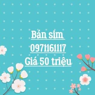 Bán sim của quangtri0410 tại Tịnh Phong, Huyện Sơn Tịnh, Quảng Ngãi - 3116213