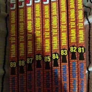 Bán truyện thám tử lừng danh Conan của bongchibi91 tại Phú Thọ - 2220621