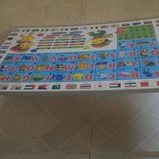 Bàn xếp + Kệ để dép nhựa 4 tầng của nhuhuynh228 tại Huỳnh Tấn Phát, Quận 7, Hồ Chí Minh - 2662507