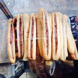 Bánh mỳ pate cay Cô Hằng