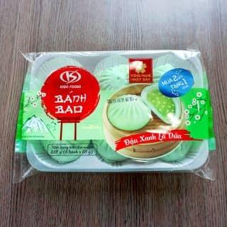 Bánh bao đậu xanh lá dứa của linhdo93 tại 55 Hậu Giang, Quận 6, Hồ Chí Minh - 2469720