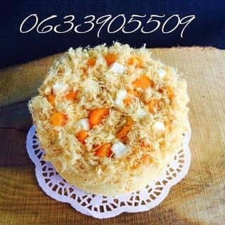 Bánh bông lan trứng muối của nguyenthuychi1 tại Đà Lạt, Lâm Đồng, Lâm Đồng - 991105