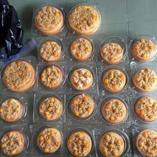 Bánh bông lan trứng muối của cochunho25 tại Chợ Trà Vinh, phường 3, Thị Xã Trà Vinh, Trà Vinh - 1193169