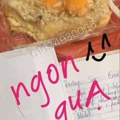 🔴 Bông Lan Trứng Muối   🔺Size Tròn:  - Bánh bltm sz 16 ( 5 trứng 6 phomai ) 160k   - Bánh bltm sz 20 ( 6 trứng 8 phomai ) 200k  🔺Size Hình Chữ Nhật:  - Bánh bltm hcn nhỏ 60k ( 2 trứng 2 phomai )   - Bánh bltm hcn to 120k ( 4 trứng 4 phomai )   🔴 Bánh Cuộn ( Trà xanh, Sôcla ) 60k/cuộn  🔴 Bánh Sừng Bò Trứng Muối 100k/5c to  🔴 Bánh Bao Kim Sa 80k/hộp 5c to 🔴 Bánh Mỳ Hoa Cúc Brioche 60k/ổ  🔴 Bánh su kem Pháp 40k/hộp 8c 🔴 Bánh Patesso 70k/hộp 3c 🔴 Bánh Sừng Bò Xúc Xích Phomai 100k/5c 🔴 Bánh ngàn lớp xúc xích tỏi hun khói 70k/3c 📲Hotline: 01634930006 imess/zalo/viber   ❌Insta: inn.cakee ; FB: Bích Ngọc ( Bông Lan Trứng Muối )   KHÁCH QUA NHÀ LẤY GỌI EM TRƯỚC 30p ĐỂ EM CHUẨN BỊ BÁNH Ạ!!