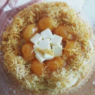 Bánh Bông lan trứng muối ổ 16cm của thaomy tại Lầu 6, 42 Nguyễn Huệ, Bến Nghé, Quận 1, Hồ Chí Minh - 779116