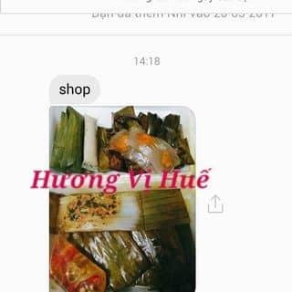 Bánh bột lọc + nậm + chả cây chuẩn hương vị Huế của huongvihue tại Hồ Chí Minh - 3399131