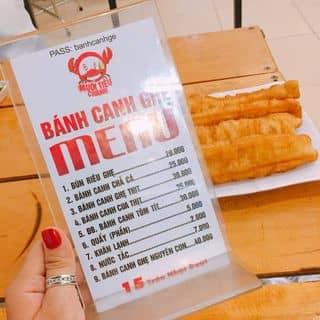 Bánh canh ghẹ  của gau.luv.su tại 15 Trần Nhật Duật, Tân Lợi, Thành Phố Buôn Ma Thuột, Đắk Lắk - 2128901