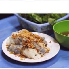 Bánh cuốn nóng Quang An