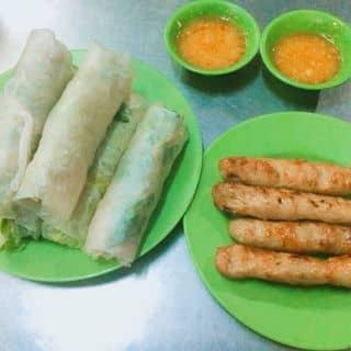 Bánh cuốn & nem nướng 🍢🍡 của camhanghihi tại 4/4 Trần Bình Trọng,  P. 4, Thành Phố Tuy Hòa, Phú Yên - 1883890