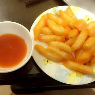 Bánh gạo lắc phomai  của phanhien87 tại 42 Quang Trung, Quang Trung, Thành Phố Thái Bình, Thái Bình - 547259