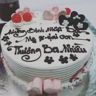 Bánh gato kem sữa tươi của thoatran7 tại 0989501052, 173/25 Lê Thị Bạch Cát, phường 11, Quận 11, Hồ Chí Minh - 437583