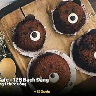 Bánh gấu, trà đào, cacao tuyết của giangthanh12 tại 124 Bạch Đằng, Quận Hải Châu, Đà Nẵng - 713800