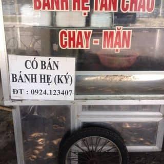 Bánh hẹ chiên của tomchienbot1220 tại Nguyễn Trãi, Thị Xã Hồng Ngự, Đồng Tháp - 314945