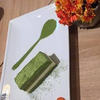 Bánh kem trà xanh của phuongdang3 tại 66 Lê Lợi, Bến Nghé, Quận 1, Hồ Chí Minh - 4305265