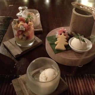Bánh lava - Bánh mềm trà xanh - Kem đậu phộng - Kem caramel muối của daumini98 tại Đường Trần Phú, Thành Phố Nha Trang, Khánh Hòa - 345727