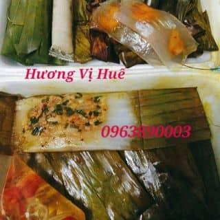 Bánh lọc - nậm gói lá ( chay - mặn) của huongvihue tại Hồ Chí Minh - 3397369
