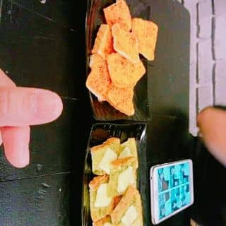 Bánh mỉ bơ tỏi + gà chấm phô mai của mytienn2 tại 345/84 Trần Hưng Đạo, Cầu Kho, Quận 1, Hồ Chí Minh - 1056665