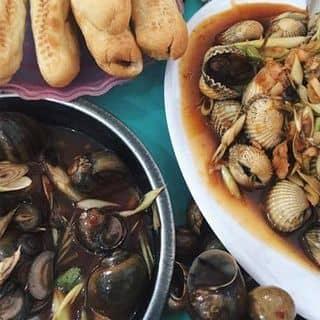 Bánh mì cay, ốc xào cay, xò huyết xào dừa của nguyenkimngan27299 tại 66 Minh Cầu, Phan Đình Phùng, Thành Phố Thái Nguyên, Thái Nguyên - 977127