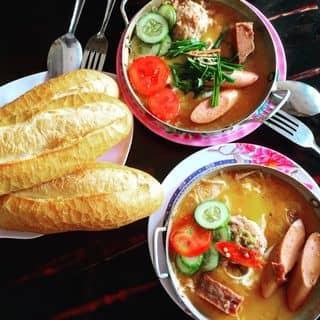 Bánh mì chảo của trangdang6 tại 16-18 Y Ngông, Tân Thành, Thành Phố Buôn Ma Thuột, Đắk Lắk - 775702