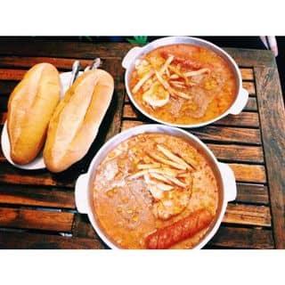 Bánh mì chảoo 🍲🍲 của huongkem209 tại 1149 Yên Ninh, Thành Phố Yên Bái, Yên Bái - 433525