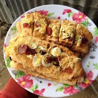 Bánh mì nướng của thanh118 tại Chợ Minh Lương, tt. Minh Lương, Huyện Châu Thành, Kiên Giang - 748120
