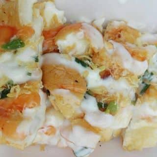 Bánh mì pate nướng  của thu225 tại 71 Nguyễn Cao, Ninh Xá, Thành Phố Bắc Ninh, Bắc Ninh - 498367