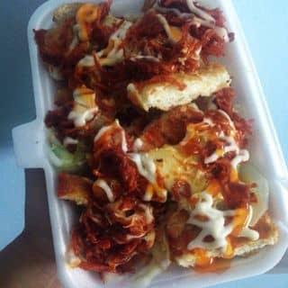Bánh mỳ muối ớt của chipi1996 tại Xuân Hoà, Thị Xã Phúc Yên, Vĩnh Phúc - 1038659