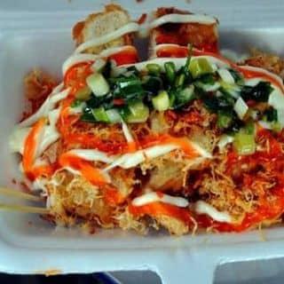 Bánh mỳ nướng muối ớt chà bông của nguyenthiquynhtram93 tại Đối diện Trường THPT Chu Văn An, Hùng Vương, p. Nghĩa Thành, Thị Xã Gia Nghĩa, Đắk Nông - 531522