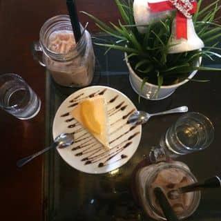 Bánh ngọt + trà sữa thạch cafe của staynh0z tại 240A Lê Hồng Phong, Thành Phố Vũng Tàu, Bà Rịa - Vũng Tàu - 2087320