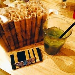 Bánh ống mè của hothu976 tại 14 Lê Lợi, Bến Nghé, Quận 1, Hồ Chí Minh - 402779