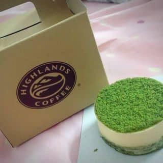 Bánh phô mai trà xanh của tammai3 tại 60A Trường Sơn, Quận Tân Bình, Hồ Chí Minh - 3458196