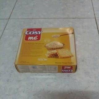 Bánh quy mè của anhthaydoi2 tại Đường đê,  tt. Tứ Kỳ, Huyện Tứ Kỳ, Hải Dương - 3238317