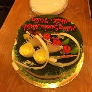 Bánh sinh nhật của tranhtranh2 tại 19 Lê Hoàn,  Điện Biên, Thành Phố Thanh Hóa, Thanh Hóa - 2037676