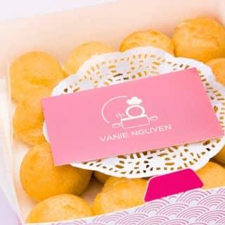 Bánh su kem của vanienguyen.bakery tại 42/4 Hồ Hảo Hớn, Cô Giang, Quận 1, Hồ Chí Minh - 3158086