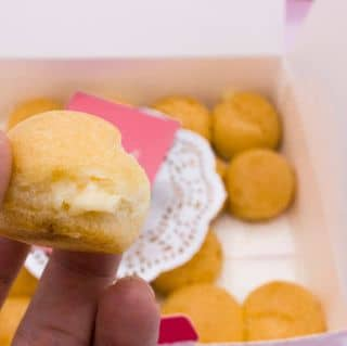 Bánh su kem của vanienguyen.bakery tại 42/4 Hồ Hảo Hớn, Cô Giang, Quận 1, Hồ Chí Minh - 3158113