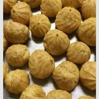 Bánh su kem tươi vỏ giòn của hongoi1109 tại 922 Trần Hưng Đạo, Thành Phố Mỹ Tho, Tiền Giang - 1887752