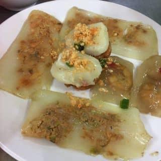 Bánh thập cẩm (bánh bèo + ít + bột lọc + ram + giò + tóp mỡ) của yeu0nao79 tại 77-79 Sư Vạn Hạnh (nối dài), Quận 10, Hồ Chí Minh - 2915418