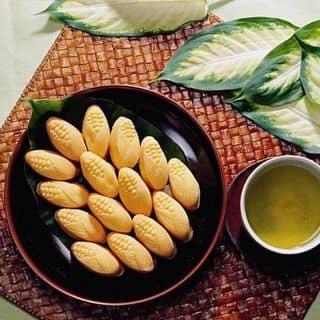 Bánh trái bắp hàn quốc  của huyenchautruong tại Dương Công Nữ, Thị Xã Trà Vinh, Trà Vinh - 1065784