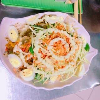 bánh tráng chiên giòn của chengcengleng tại 40 Đường Số 11, Quận 4, Hồ Chí Minh - 2955660