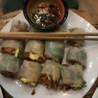Bánh tráng cuộn  của leeshin11122013 tại 349 Hiệp An,  Đường Lạc Long Quân, Huyện Hòa Thành, Tây Ninh - 423948