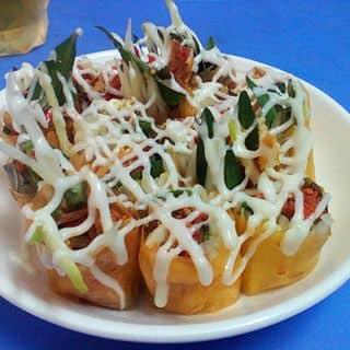 Bánh tráng cuộn bơ của tieungochuynh tại Chợ Hạ Long 2, Thành Phố Hạ Long, Quảng Ninh - 379173