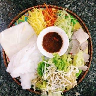 Bánh tráng cuốn thịt heo 🐽 của khanhduc2621 tại đồng phú, Thành Phố Đồng Hới, Quảng Bình - 1942649