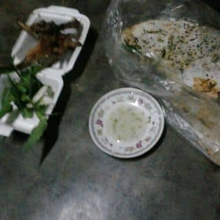 Bánh tráng hẹ + cút quay của trangkieu64 tại Mậu Thân, Phường 9, Thành Phố Tuy Hòa, Phú Yên - 1234826