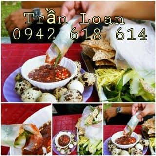 Bánh tráng mắm ruốc của loantran66 tại 0986775812, Thành Phố Phan Thiết, Bình Thuận - 2063844