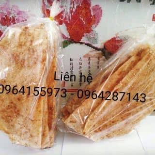 Bánh Tráng Mắm Ruốc Đà Lạt của nguyenthanhtuyen12 tại Hồ Chí Minh - 2871851