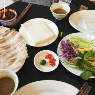 Bánh Tráng Thịt Heo  của hanglala95 tại 286 Trường Thi, Thành Phố Thanh Hóa, Thanh Hóa - 1037031