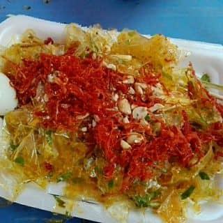 Bánh tráng trộn của thu225 tại Đối diện Trường THPT Hàn Thuyên, Đại Phúc, Thành Phố Bắc Ninh, Bắc Ninh - 391091